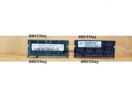 MIX LOT 3GB PC2-5300S 2Rx8 DDR2 667MHz LAPTOP MEMORY (2GB KINGSTON + 1GB... - $11.99