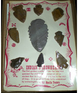 Indian Arrowheads - $9.95