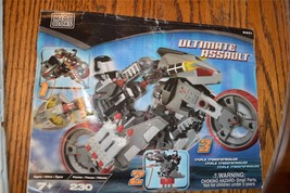 Mega Bloks Ultimate Assault - $8.90