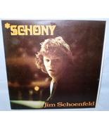 Schony Jim Schoenfeld Record - $35.00