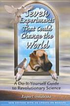 NEW 2002 Seven Experiments That Could Change the World - $16.10