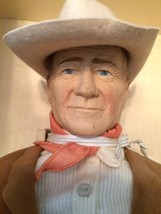 John Wayne Collectible - 1981 - Effanbee - New ... - $65.00