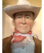 John Wayne Collectible - 1981 - Effanbee - New ... - $65.00