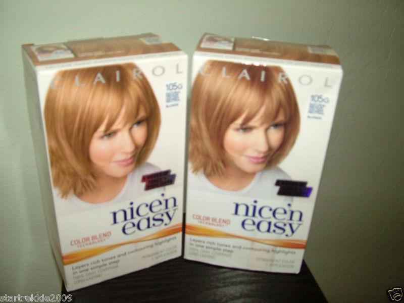 Clairol Natural Instincts Crema Keratina Hair Color Kit Golden