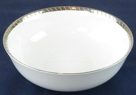 "Rosenthal Gloriette Platin 8"" Round Vegetable Serving Bowl, Germany, EXC... - $23.99"