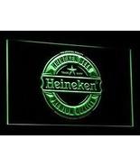 HEINEKEN BEER BAR BEER MAN CAVE COCKTAIL HOUR  NEON LED LIGHT SIGN HAPPY HOUR  - $24.99