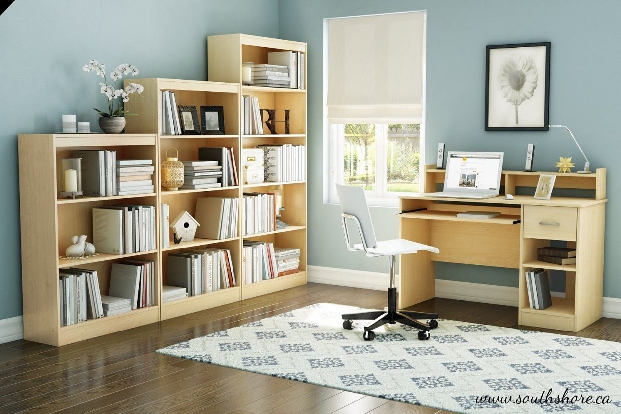 Wonderful image of  Wood Wooden Dorm Home Office Furniture Desks & Home Office Furniture with #906E3B color and 1250x833 pixels