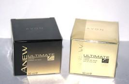 AVON ANEW Ultimate 7s Set, Day Cream SPF 25 + Night Cream, Age 45+ New ... - $49.00
