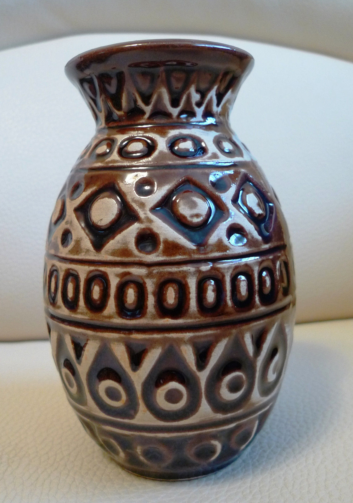 Vintage pottery BAY Keramik West Germany home decor VASE ...