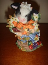 Mary's Moo Moos Harvest Of Friendship 1999 National Event Piece 610925 - $15.99