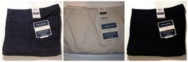 Men's Pants Wrinkle Free Todays Man West Side  Navy   33 x 30   - $26.05