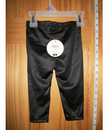 Fashion Holiday Baby Clothes 12M Infant Pants Black Embossed Halloween L... - $9.49