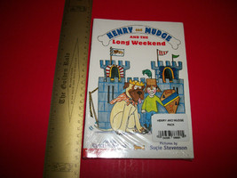 Scholastic Story Book Set Henry And Mudge 5 Piece Storybook Pack Dog Paperbacks - $18.99