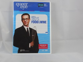 THE BEST OF TED'S FOOD & WINE DVD 2005 - $4.99