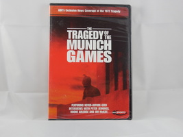 THE TRAGEDY OF THE MUNICH GAMES DVD 2005 - $4.99