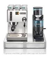 Latte Espresso Cappuccino Steam Pump Coffee Mak... - $200.99