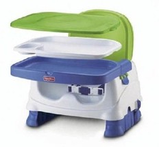 Toddler FISHER Portable Deluxe Feeding Tray Booster Seat Chair Travel Sa... - $81.65