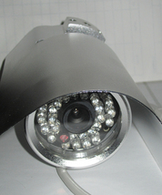 Sony CCD Outdoor IR Night Vision Security Color Camera - $7.99