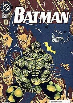 Batman #521 Aug 1995 [Comic] [Jan 01, 1940] DC Comics