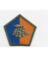 51st Infantry Division US Army WWII RATTLESNAKE Patch - $21.99