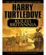 RULED BRITTANIA by Harry Turtledove 1st ed. 2002 HC/DJ very good condition - $9.50