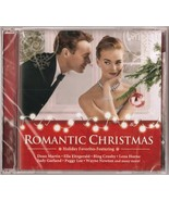 CD Romantic Christmas Holidays Favorites Dean Martin Bing Crosby Ella Fi... - $3.95