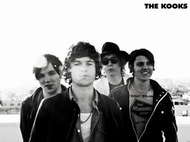The Kooks British rock band Music 24x18 POSTER - $9.95