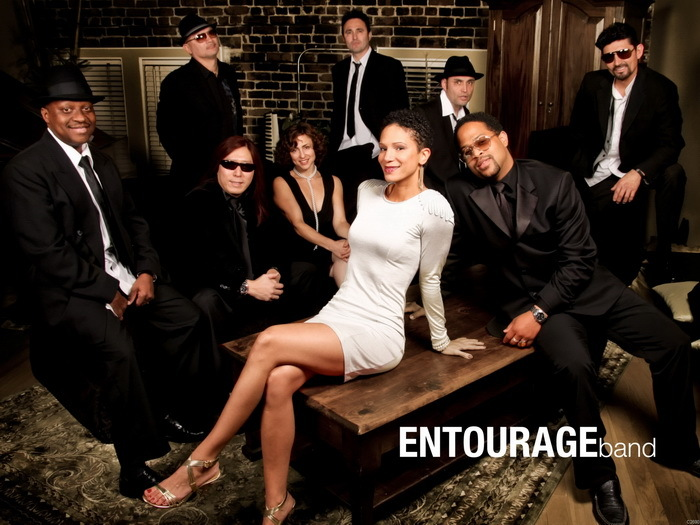 Entourage Tv Series Cast 24x18 Wall Print Poster Posters