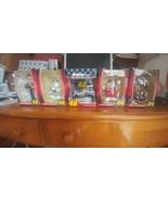 5 Nascar Christmas Ornaments - $28.01