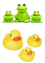 Vital Baby Play 'n' Splash Rubber Family, Styles May Vary, 1-Pack 3 Pieces - $6.14