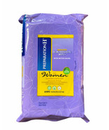 1 Pack Preparation H For Women Medicated Hemorrhoidal Wipes Witch Hazel Exp12/21 - $28.70