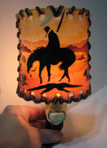 Trail of Tears Electric Night Light Nightlight - $19.99