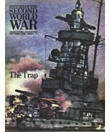HISTORY OF SECOND WORLD WAR VOL 1 NO 05 PURNELL UK ISSUE RARE - $4.95