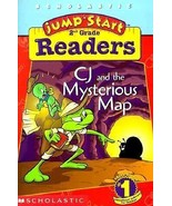 Scholastic Education Fiction Story Book CJ and Mysterious Map Grade 2 Pa... - $3.79