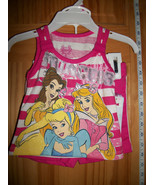 Disney Princess Baby Clothes 12M Infant Princesses Outfit Pink Top & Sho... - $14.24