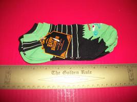 Fashion Holiday Girl Clothes Pair Frankenstein Halloween Treat Socks Siz... - $2.84
