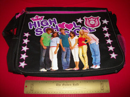Disney HSM Girl Fashion Tote High School Musical Handbag Computer Should... - $16.14