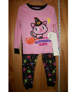 Fashion Holiday Baby Clothes 24M Infant Halloween Costume Pink Wickedly ... - $9.49