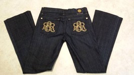 Rock & Republic Women's Stretch Denim Jeans Gol... - $48.96