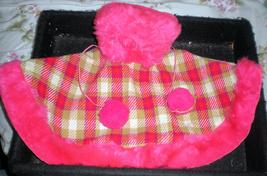 Pink  Doll Coat - $7.95