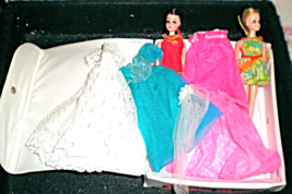 Vintage Dawn Dolls, Case, Dolls & Clothing - $49.90