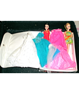 Vintage Dawn Dolls, Case, Dolls & Clothing - $49.90