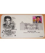 First Day Cover- Elvis Presley 29 cent stamp - $8.00