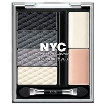 NYC Individualeyes Custom Compact - 944 Smokey Charcoals - $7.36