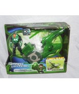 GREEN LANTERN Kilowog's Transforming Moto-Jet Figure & Vehicle NEW! 2010 - $14.96