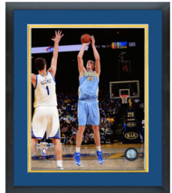 Timofey Mozgov 2014-15 Denver Nuggets - 11 x 14 Matted/Framed Photo - $42.95