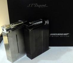 ST  Dupont  James Bond 007 set of  Jeroboam Table Lighters  - $5,250.00