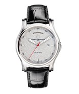 Cuervo y Sobrinos ROBUSTO DAY DATE CHURCHILL CyS Watch Timepiece RRP $3,650 - $2,500.25