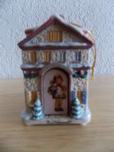 """2000 M.J. Hummel """"Warm Winter Wishes"""" Blumenlanden Ornament  - $20.00"""
