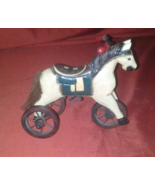 Wooden Horse Tricycle, Vintage - $19.99
